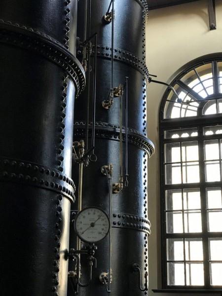 Kunstausstellung Hofmann-Brand Wasserwerk am Hochablass 2019 Wassertage Augsburg