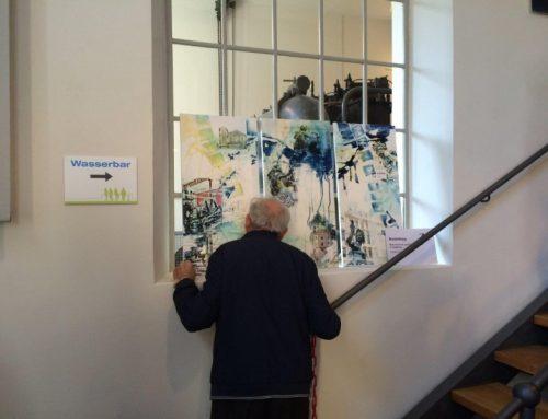 """""""Wassertechnik und Prachtbrunnen in Augsburg"""" – Ausstellung"""
