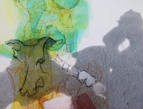 Filz + Farbe. Ausstellung mit Irmgard Beyer – Filzwerk
