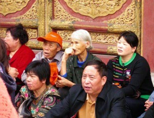 China – Entwicklung im Zeitraffer